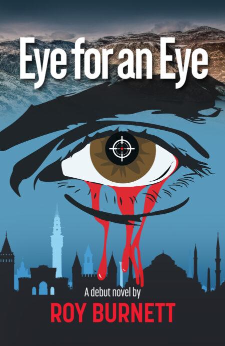 Eye for an Eye by Roy Burnett - Cover