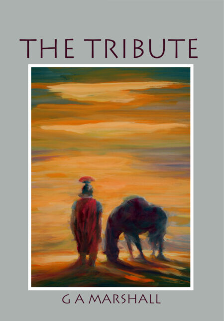 """Cover for """"The Tribute"""" by Gerry Marshall"""